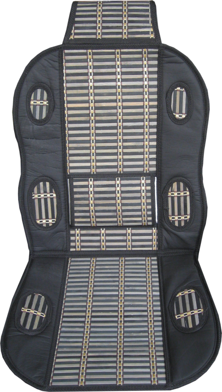 UNIVERSAL CAR SEAT CUSHION PADDED BLACK Product Details 6563